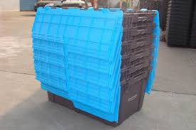 Tapered Tote Box China Mainland Crates