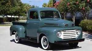 100 Ford F1 Truck Throwback 1950 Review Vision Lincoln