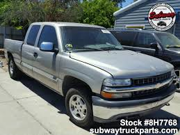 Used Parts 1999 Chevy Silverado 1500 5.3L Z71 | Subway Truck Parts
