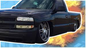100 Bagged Truck My 1999 Silverado My First YouTube