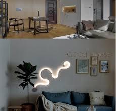 modern led wall lights creative wall l lights led bedside wall