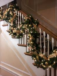 Christmas Garland Banister Maybe Do The Red Plaid Bows As Well ... Christmas Decorations And Christmas Decorating Ideas For Your Garland On Banister Ideas Unique Tree Ornaments Very Merry Haing Railing In Other Countries Kids Hangers Single Door Hanger World Best Solutions Of Time Your Averyrugsc1stbed Bath U0026 Shop Hooks At Lowescom 25 Stairs On Pinterest Frontgatesc Neauiccom Acvities 2017
