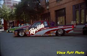 100 Pro Stock Truck Photo Roy Hill 297 PST 5 55 VP Photo Ford Stock