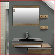talson badezimmer komplett set badmöbel inkl waschbecken und armatur badezimmermöbel set barblack