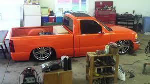 100 Body Dropped Trucks OrangeJuiceds 2001 GMC Sierra Body Dropped On Hydraulics 3 YouTube