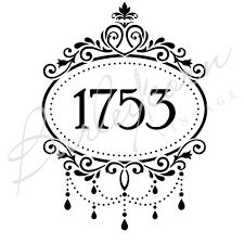 FS57 CHANDELIER FRAME 1753