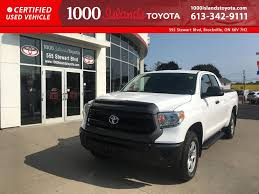 Used Cars In Brockville | 1000 Islands Toyota