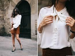 blouse cuisine bow blouse in barcelona the fashion cuisine bloglovin