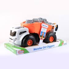 Little Tikes Monster Dirt Diggers | Buy Online In South Africa ... Little Tikes Cozy Truck Find Offers Online And Compare Prices At Wunderstore Princess Ford Best 2018 Used Pick Up Trucks New Cars And Wallpaper Cstruction Toys Building Blocks John Lewis 2in1 F150 Svt Raptor Red Kids Rideon Step2 Shop Rc Wheelz First Racers Radio Controlled Car Free Images About Toytaco Tag On Instagram Coupe Toyworld Readers Rides 2013 From Crazy Custom To Bone Stock Trend Jeep Bed Tires Toddler Plans Diy For S Frame Youtube Home Decor