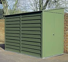 Titan Garages And Sheds by 8 U00278 X 4 U00276 Trimetals Titan 940 Motorcycle Metal Garage What Shed