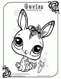 Coloring Pages Of Cartoon Animals The Best Animal