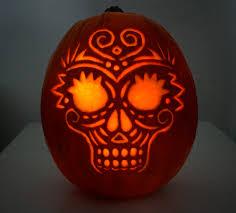 Walking Dead Pumpkin Designs by Walking Dead Pumpkin Stencils