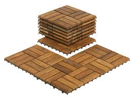 Kon Tiki Wood Deck Tiles by Patio Interlocking Tiles Home Design Ideas And Pictures