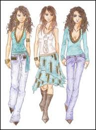 What Is Fashion Design Designers Drawings