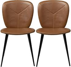 Buy Tyris Light Brown Leather Dining Chair With Black Legs (Pair ... Birinus Leather Ding Chair Brown Chairs Barker Stonehouse Gaia Vintage Light Solid Oak Legs Braced Bonded From China Cheap Ding Chairs 100 Products Graysonline Roundhill Fniture Lotusville Pu Faux Parson Set Of 2 Walmartcom Metal Industrial Brutus Buffalo Kilburnie Tan Mark Harris Wng Townhouse Lots Crates