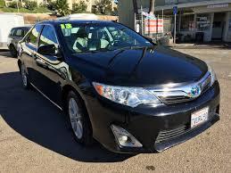 100 Hybrid Trucks 2013 Buy Toyota Camry Oceanside CA Conover Tires Wheels