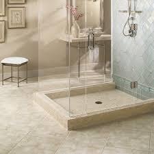 this american olean bathroom features serramonte tile in whitecap