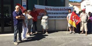 carsat mont de marsan assurance retraite à périgueux les agents de carsat en grève