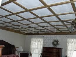 Foam Glue Up Ceiling Tiles by Styrofoam Ceiling Tiles Installed