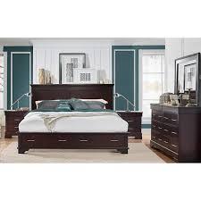 Hudson 5 piece King Storage Bedroom Set