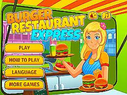 jeux de cuisine burger restaurant burger restaurant express un des jeux en ligne gratuit sur jeux