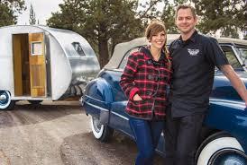 104 Restored Travel Trailers Flyte Camp Vintage And Restorations