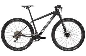 Back in Black The Cannondale FS I Racing Bike Review