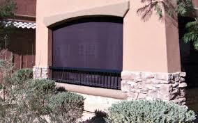 Roll Up Patio Shades by Patio Roll Up Shades Arizona Sun Screen