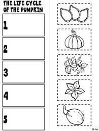 Life Cycle Of A Pumpkin Seed Worksheet by Life Cycle Of A Pumpkin Elementary Science Ideas Activities