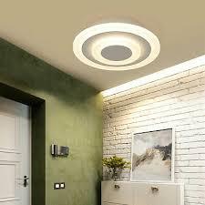 moderne led deckenleuchte wohnzimmer beleuchtung