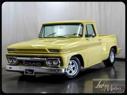 100 65 Gmc Truck 19 GMC Pickup Pro Touring Supercharged 454ci For Sale