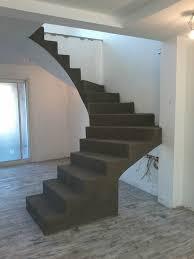 prix escalier beton cire amazing decoration escalier beton design