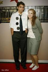 Jim Halpert Halloween by 15 The Office Halloween Costume Jim Pam Fun Run Brandon1 Costume