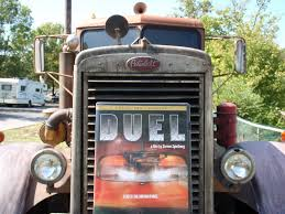 100 Duel Truck Driver DVD And The 1960 Peterbilt 281 From The Movie At Muse Flickr