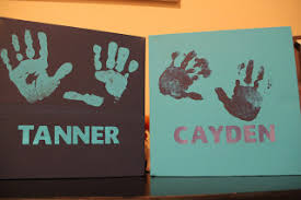 Canvas Art And This One Is My Favorite DIY Fathers Day Gift Idea Only Because I