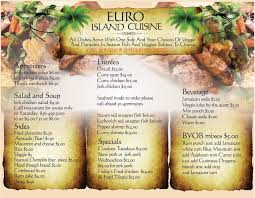 cuisine a 3000 euros menu island cuisine