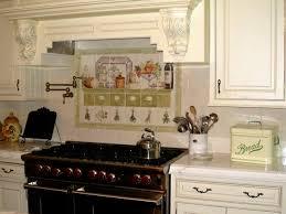 Decorative Kitchen Tiles Designs