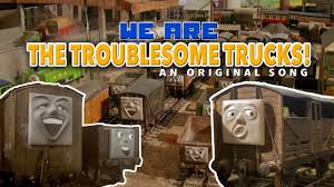 We Are The Troublesome Trucks - An Original Song | Thomas And ... Further Adventures Of Thomas The Tank Engine And Friends 1 Kyle Mathews On Twitter I Love How In Jbs They Brought Back Some Travel Week Land Part Two My Toddlers First Troublesome Trucks Other Stories Wikia Cgi Series Wiki Fandom Bachmann 00643 Ho Scale Percy Electric Find More Giggling The Train Brand New Uk Youtube Troublesome Trucks A Wooden Railway Learning Curve Take Along Truck N Play Diecast Doh Kids Story