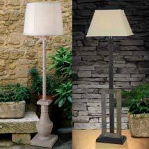 Outdoor Lamps Outdoor Floor & Table Lamps