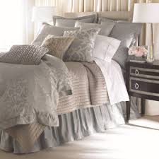 Silver And Blue Bedding Luxury Bedroom with 7 Piece Light Blue