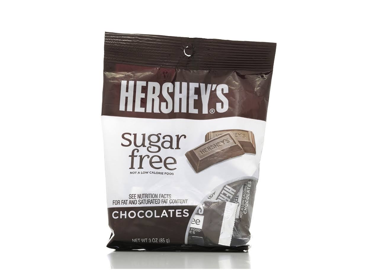 Hershey's Sugar Free Chocolate