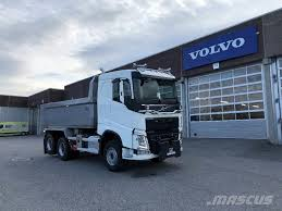 Used Volvo FH540 6x4, X-HIGH Brøytebil Dump Trucks Year: 2018 For ...