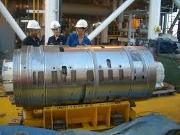 Siemens Dresser Rand News by Dresser Rand Gas Compressor Rotor On Chevron Platform In Thailand