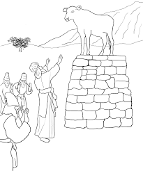 The Finding Of Baby Moses Coloring Page Printable Pages To View Version Or Color It Online Compatible Ipad And Android Tablets