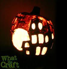 Halloween Pumpkin Carving With Drill by Happy Halloween Whatthecraft