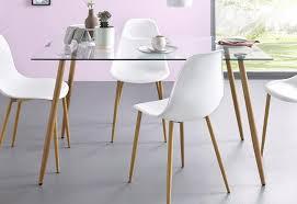 glastisch breite 140 cm in verschiedenen größen kaufen otto