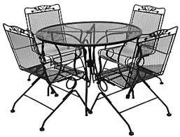 Christy Sports Patio Furniture Boulder by Arlington House Hanson 5 Piece Dining Set Patio Christysports Com