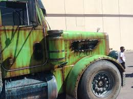 Welderup Las Vegas Semi Truck Rat Rod Welderup Also Has A Tv Show ...