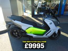 Bike Of The Day BMW C Evolution