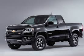 2015 Chevrolet Colorado & GMC Canyon 4-Cylinder MPG Announced ...